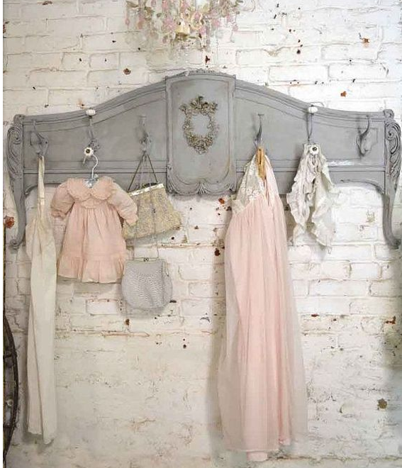 DIY Coat Rack For Girls Dress Up Storage Center