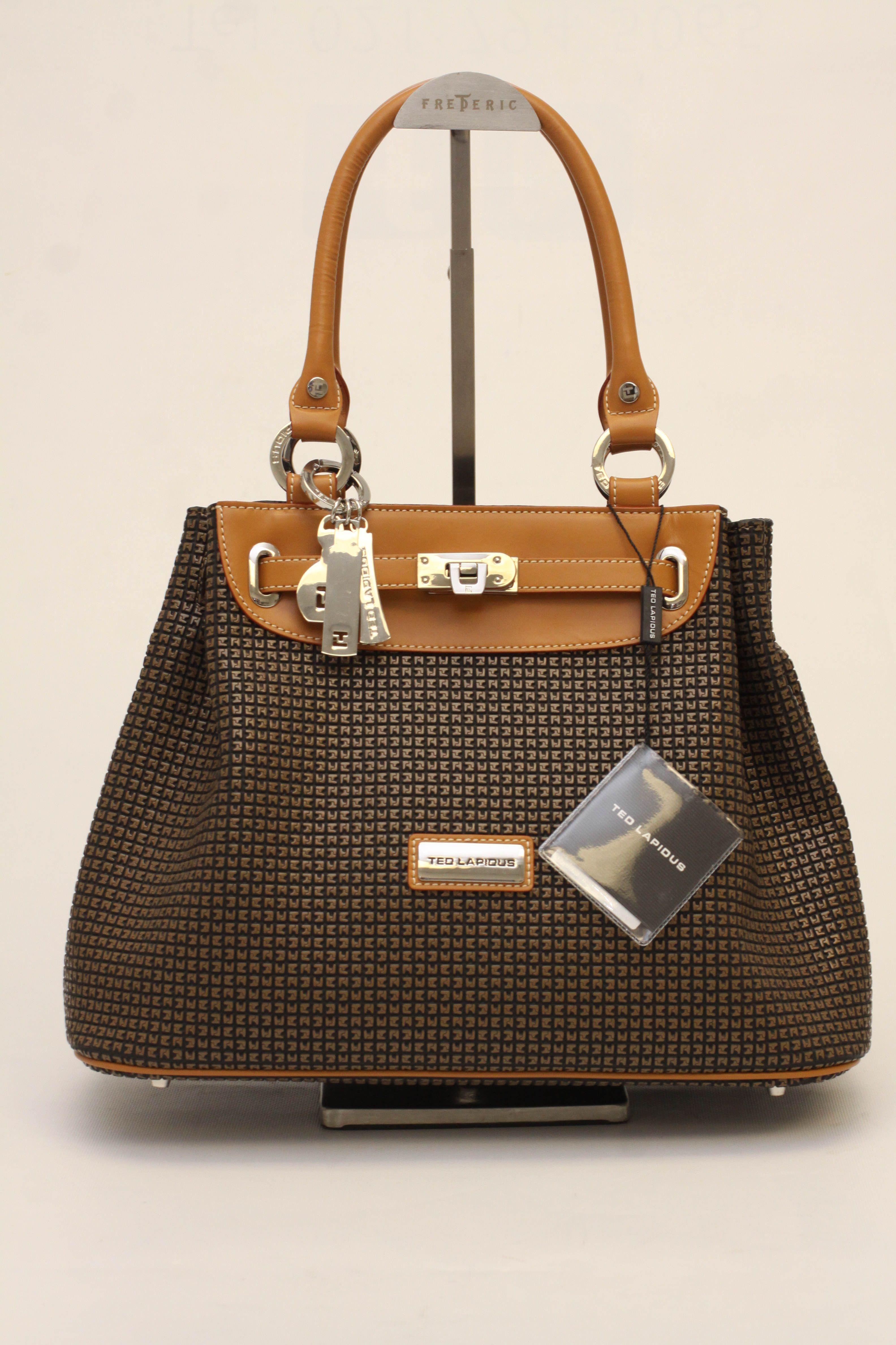 Ted Lapidus Bag R6299 Via Veneto
