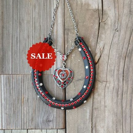 Sale Decorated Horseshoes Wall Hangings By Eecustomhorseshoes