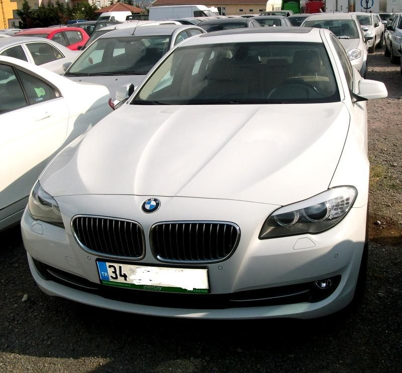 BMW 520d / Intercity2