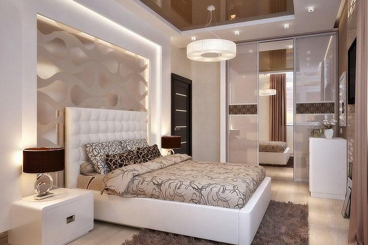 Chambre à coucher moderne 80+ idées inspirantes qui vous - couleur chambre de nuit