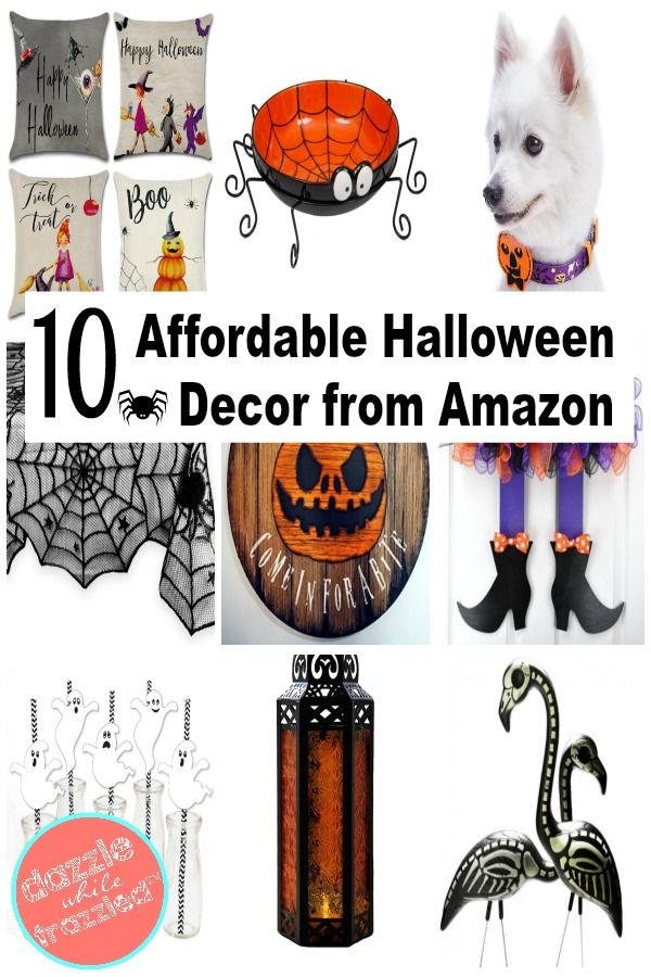 10 Affordably Cute Halloween Decor for Home All the gift guides