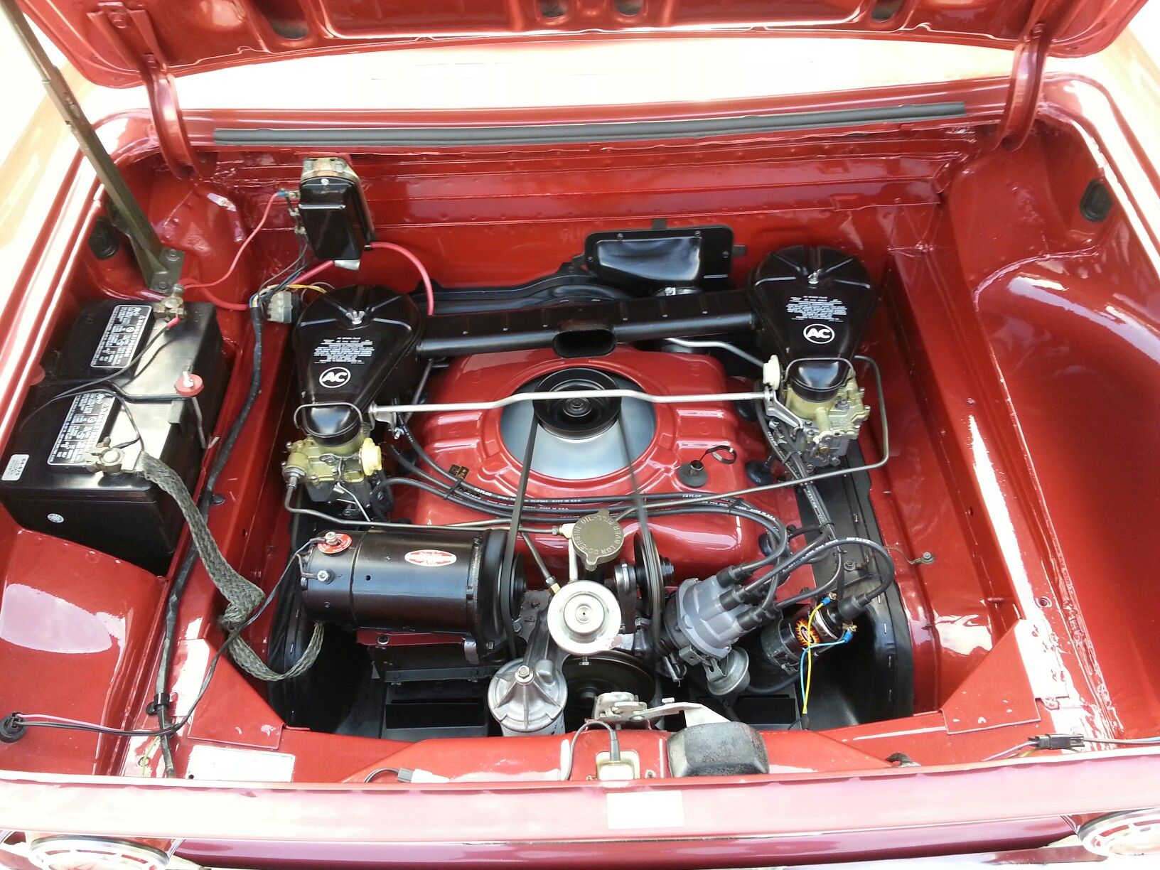 62 Corvair Monza 900 | Cars Corvair | Pinterest | Cars, Engine and ...