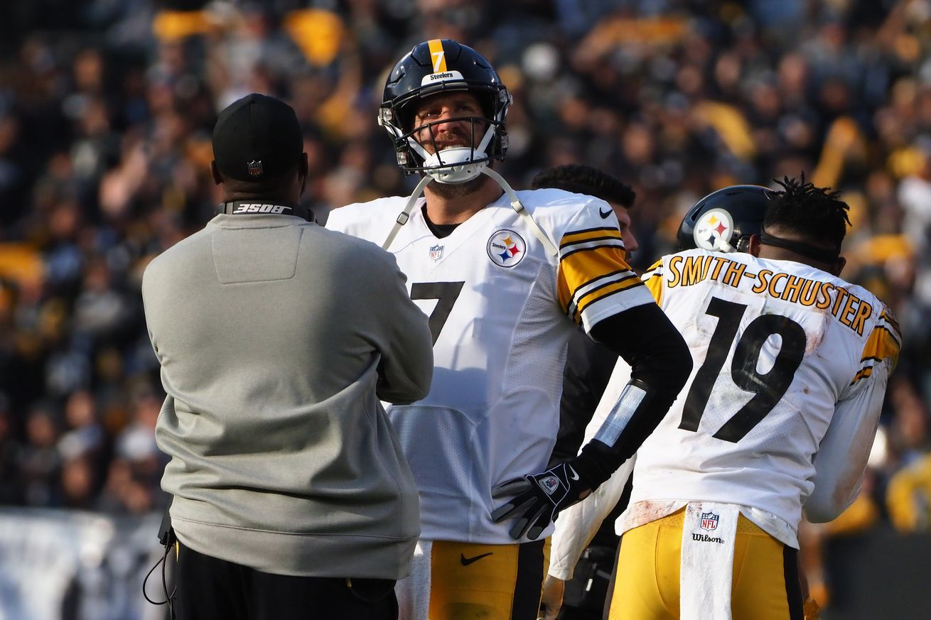 Mike Tomlin left Ben Roethlisberger and the Steelers