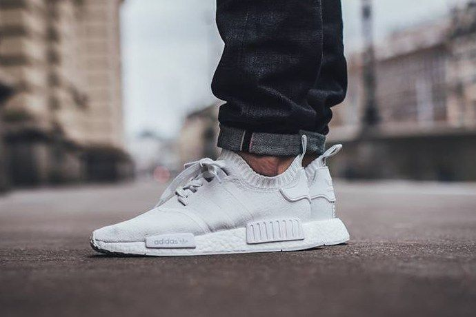 Nmd Adidas All White