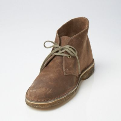 clarks 174 s desert boot leather casual shoe sears