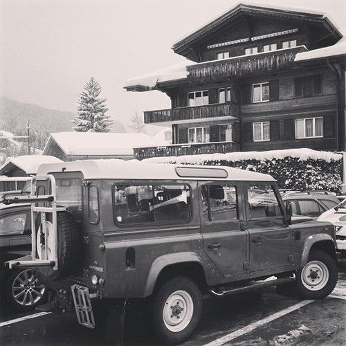 Land Rovers, Motor