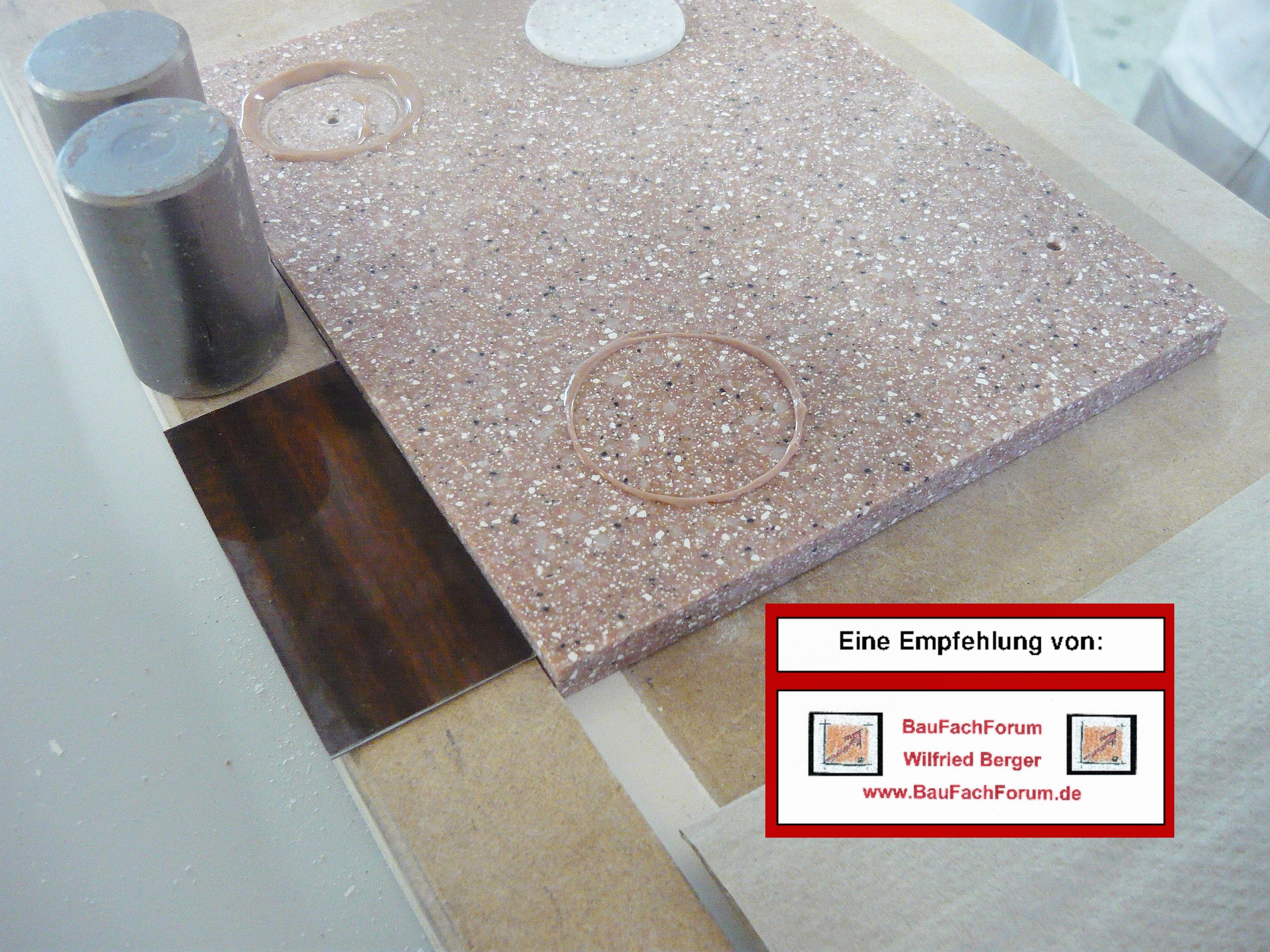 Baufachforum Schaden Sachverstandiger Wilfried Berger Verbindungsfugen Mineralsteinplatten Mineralwerkstoffe Getali Fenster Einbauen Reparatur Fortbildung