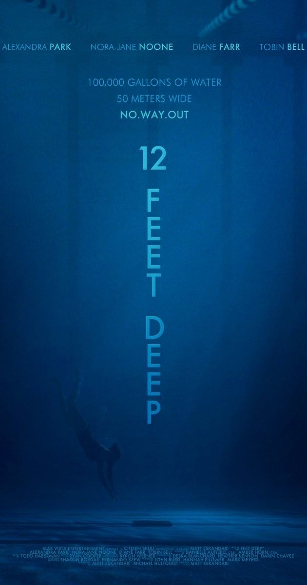 12 Feet Deep Full Movies Full Movies Online Free Alexandra Park