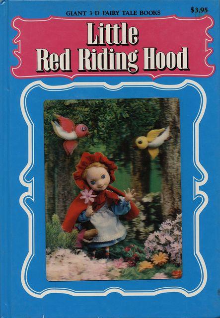 Little Red Riding Hood. Pictures by Rose Art Studios. Froebel kan Co Ltd Tokyo. Lenticular Cover | Flickr – Compartilhamento de fotos!