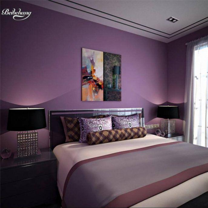 slaapkamer kleuren paars slaapkamer kleuren paars mooie moderne slaapkamer paars design ideen