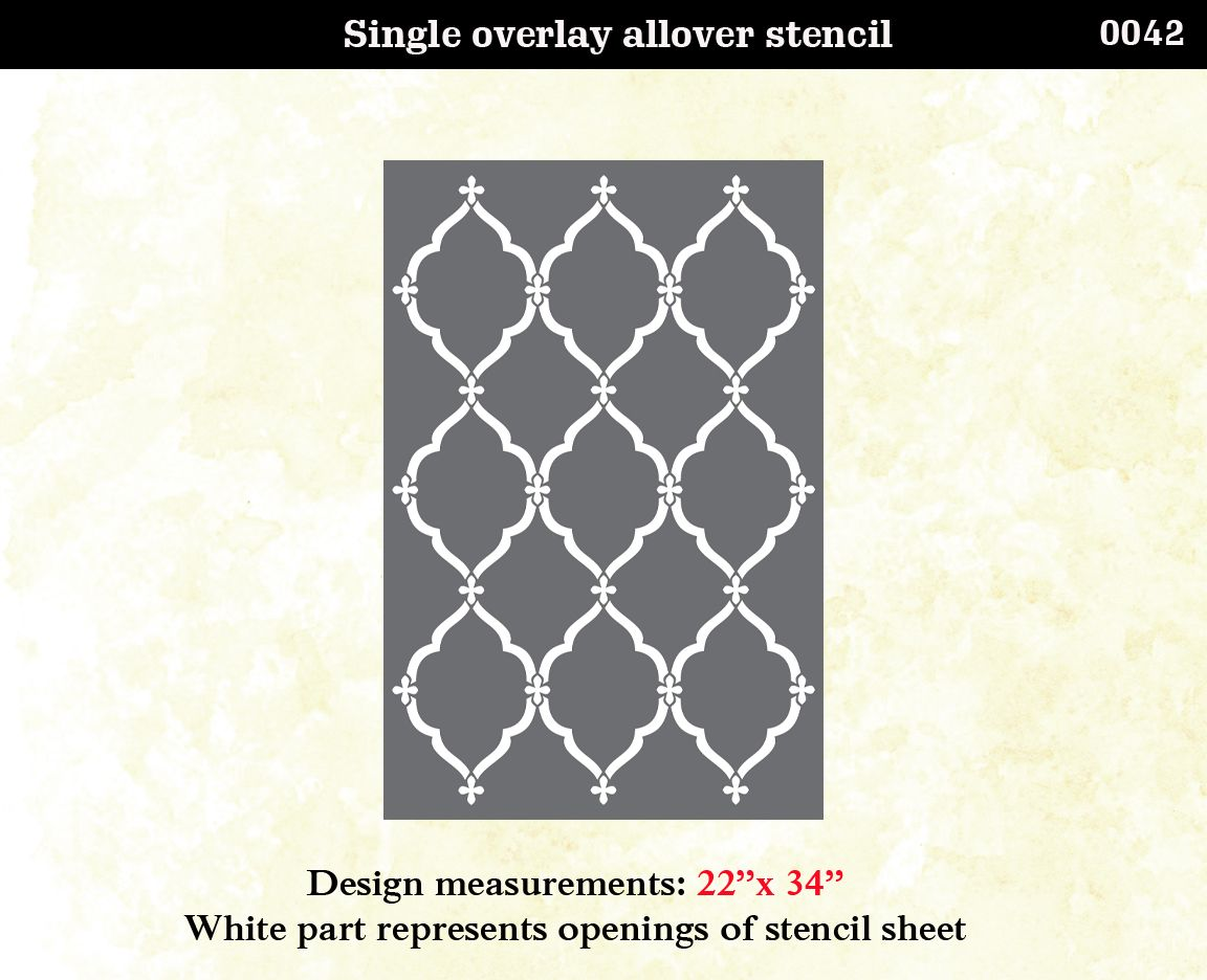 40 best stencils images on pinterest stencils drawings and moroccan trellis stencil lattice morrocan pattern wall stencil home decor thumbnail 1 amipublicfo Gallery