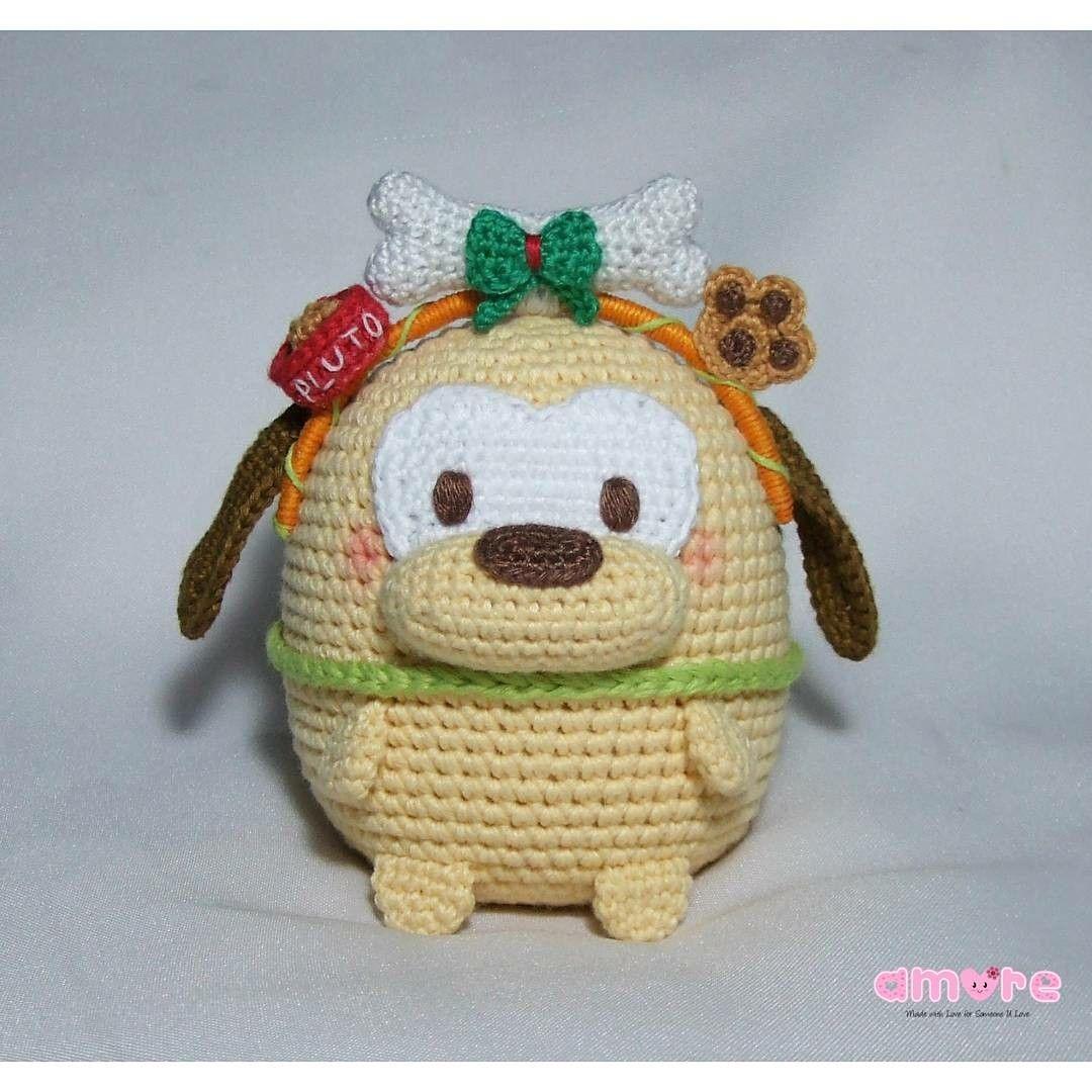 Amigurumi tsum tsum ufufy goofy | Amigurumi Crochet Plushies ...