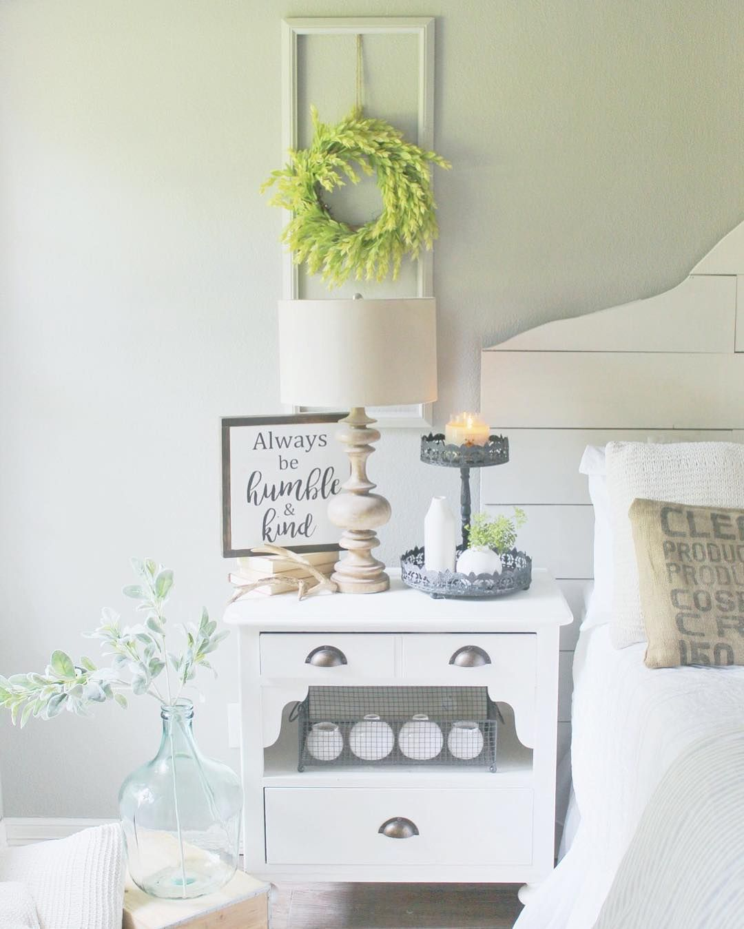 Erin Kern (cottonstem) • Instagram / Farmhouse bedroom