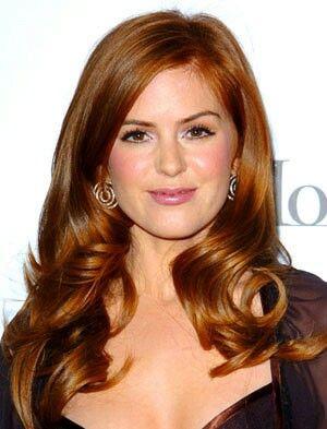 Dark Copper hair color