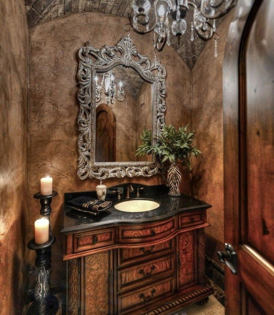 47 Affordable Small Powder Room Decor And Design Ideas