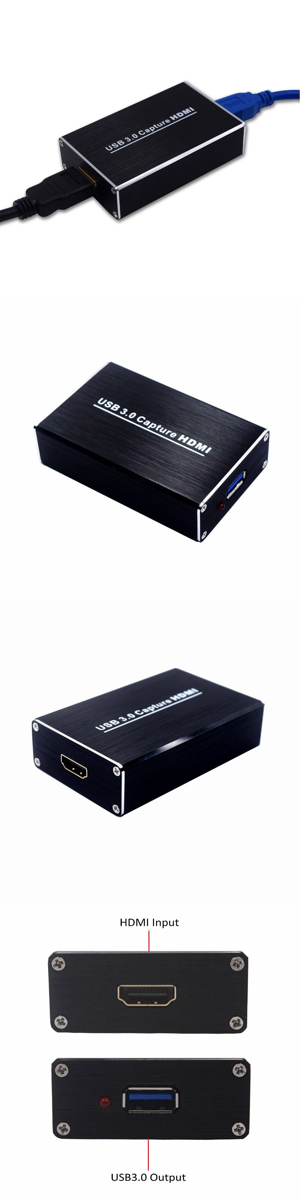 1080P HDMI to USB3.0 Capture Dongle Hot sale