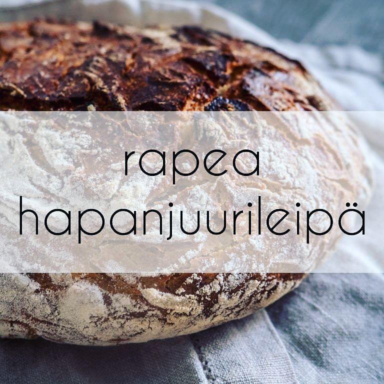 http://ift.tt/2vZDCOQ leipomalla näkemys leivästä muuttuu onhan se kuitenki iha eri kuin kaupallisella hiivalla leivottu leipä   leivotko sinä juureen?