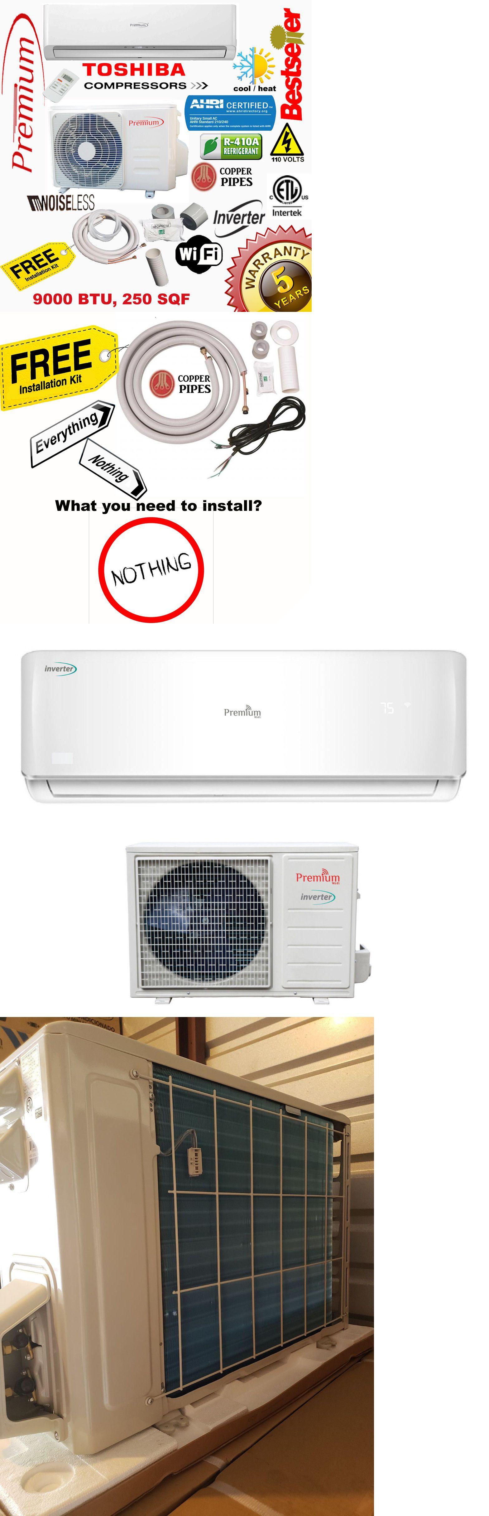 Central Air Conditioners 185108 Premium Mini Split 9000