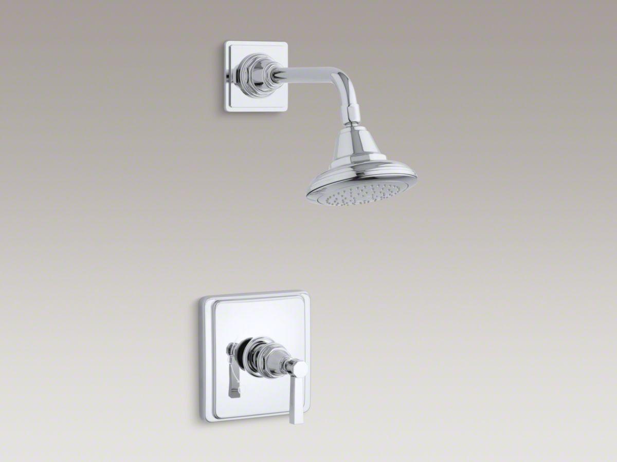 DUNCAN BATH ORIG. SLXN Pinstripe® Pure Rite-Temp® pressure-balancing ...