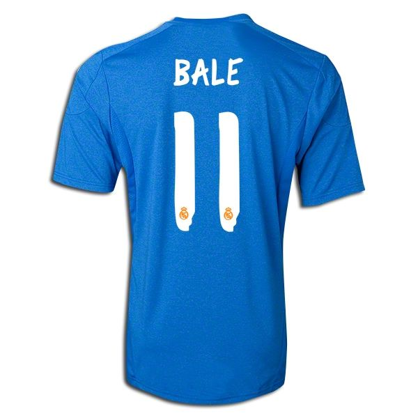 separation shoes 48537 51331 adidas Gareth Bale Real Madrid Away Jersey 13/14 | Soccer ...
