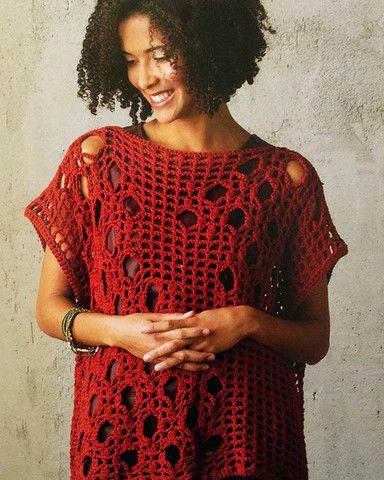 Picture of Rustic Modern Crochet, http://www.maggiescrochet.com/products/rustic-modern-crochet