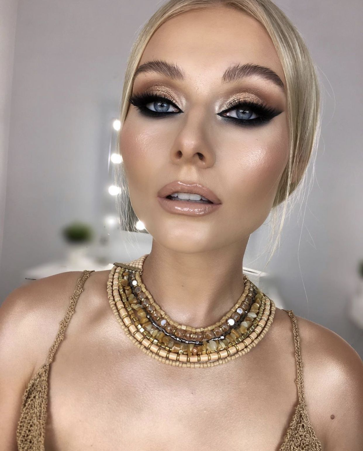 Pin by Jaelyn on make up goals Stunning makeup