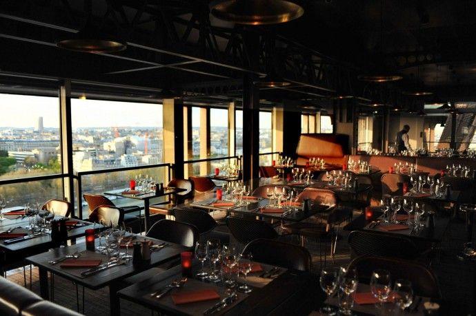 Restaurant Jules Vernes Tour Eiffel Prix