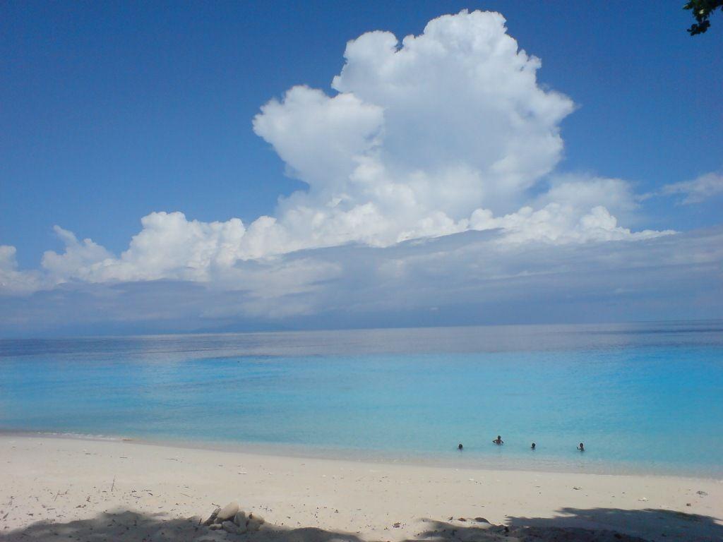 Bepondi Island , Papua - Indonesia
