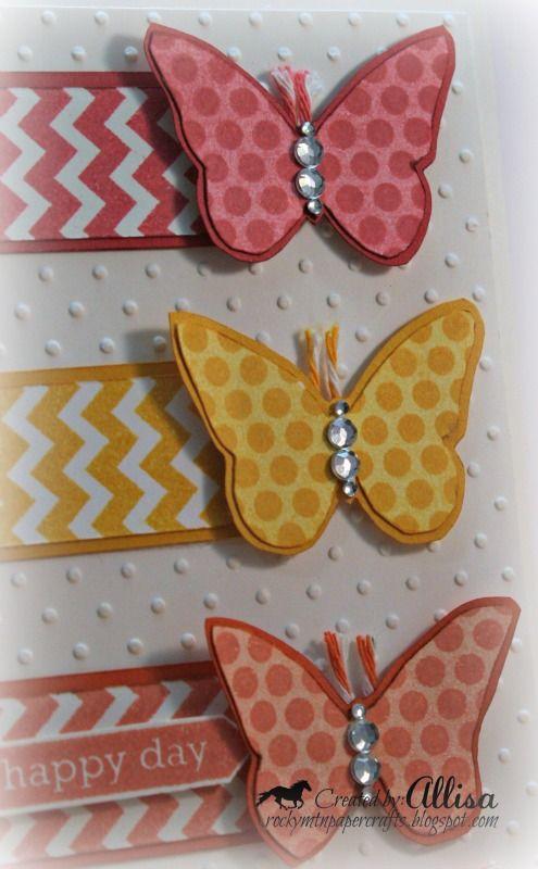 rocky mountain paper crafts national stamping month blog hop ctmh cards pinterest craft. Black Bedroom Furniture Sets. Home Design Ideas