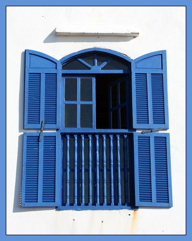 They are all in blue in Essaouira (I) - Essaouira, Essaouira