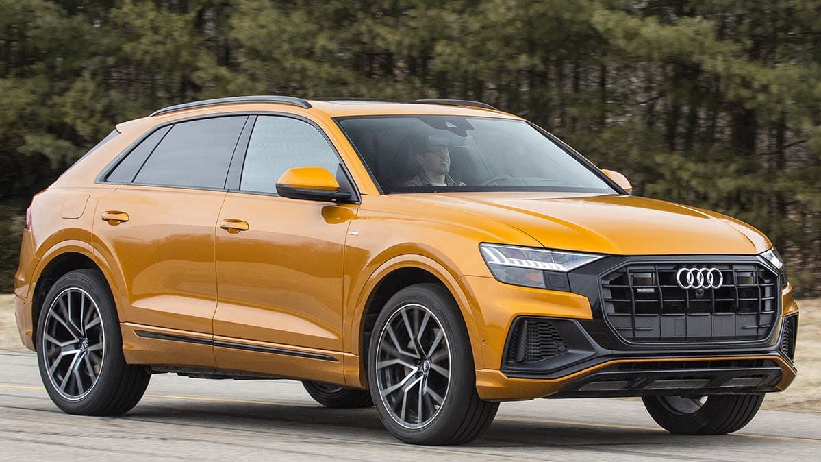 The New 2019 Audi Q8 A Symbol Of Luxury and Capability