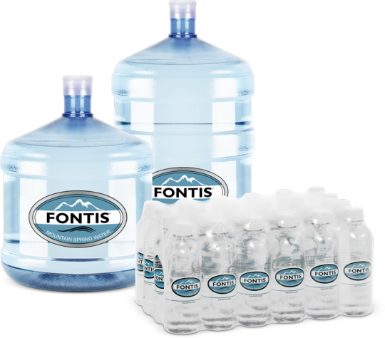 Fontis Water Is Open In 2020 Water Delivery Service Water Delivery How To Make Tea