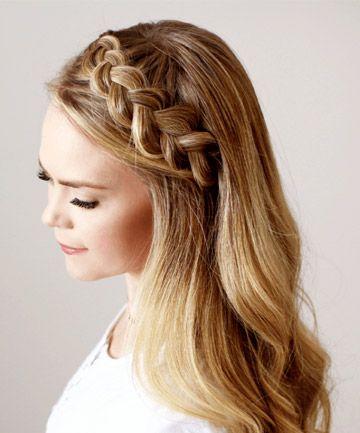 Princess Braids Hairstyles For Women