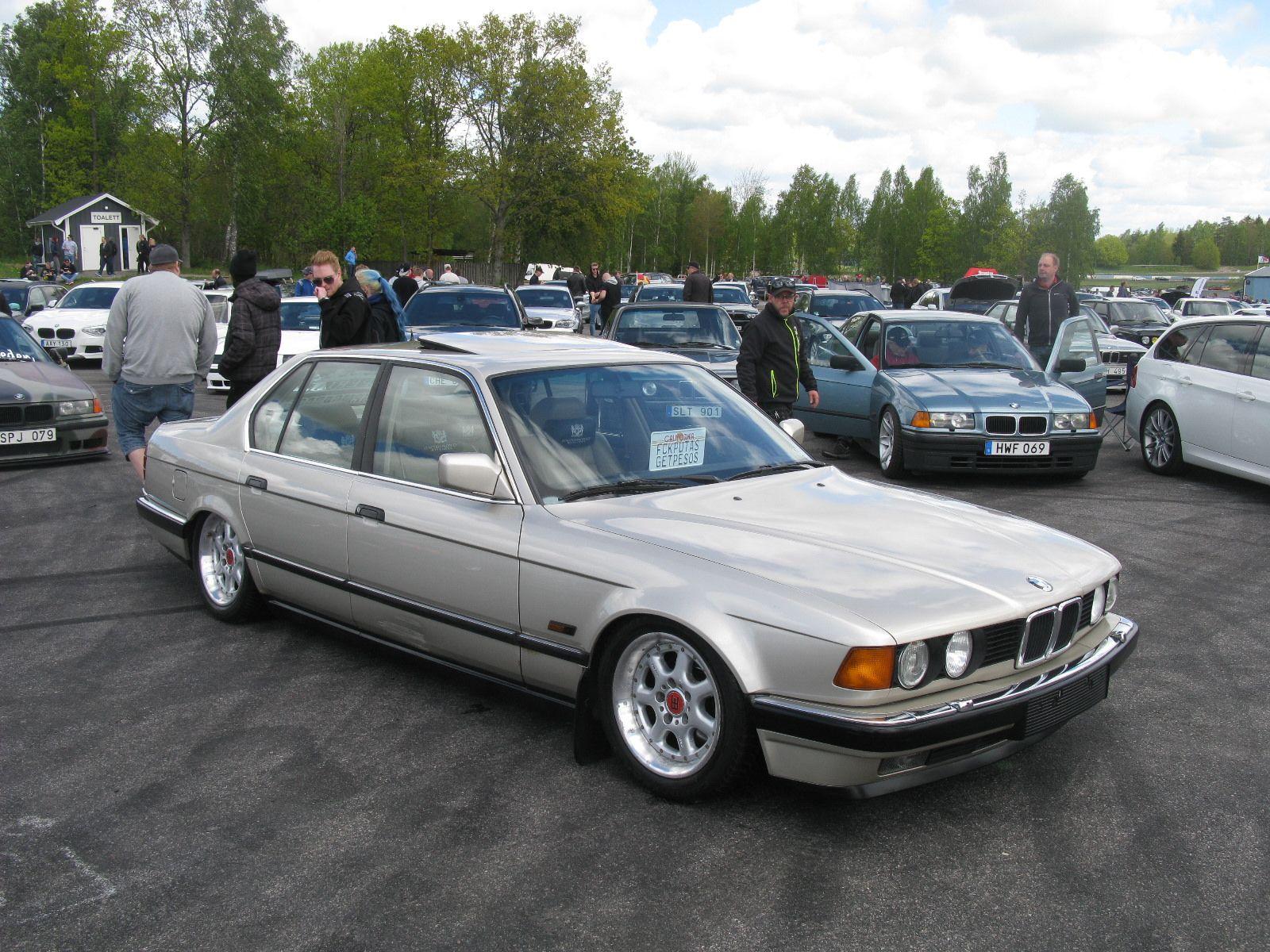 BMW 735i E32 Bmw, Bmw classic, Bmw 7 series