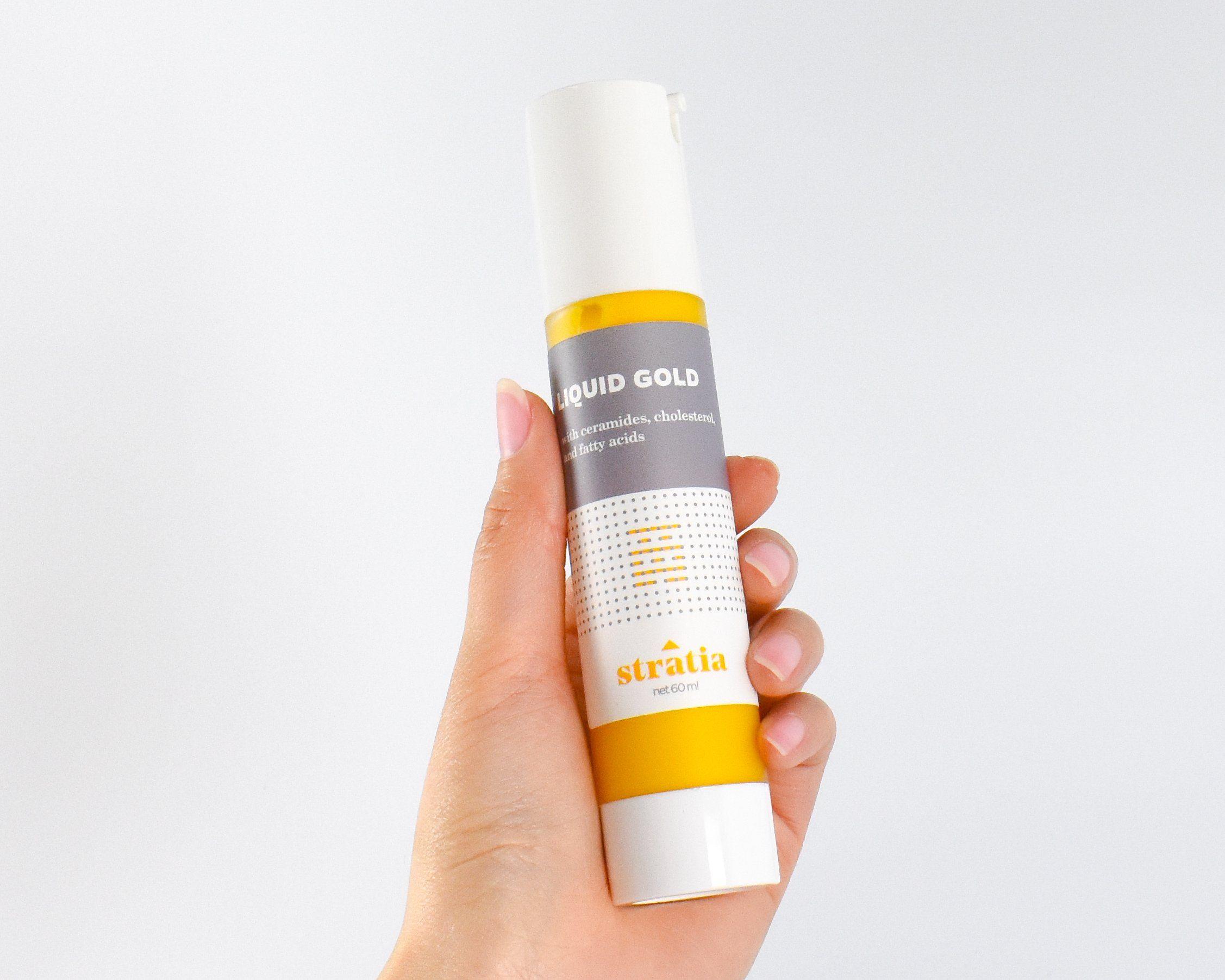 Liquid Gold Liquid gold, Ceramides, Beautiful skin care
