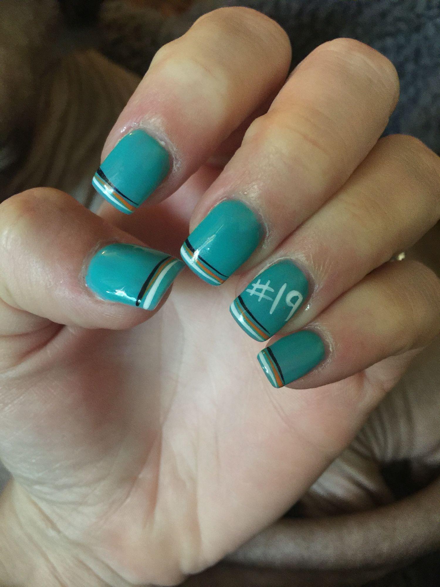 San Jose Sharks Nails 49ers Nails Nails Nail Manicure