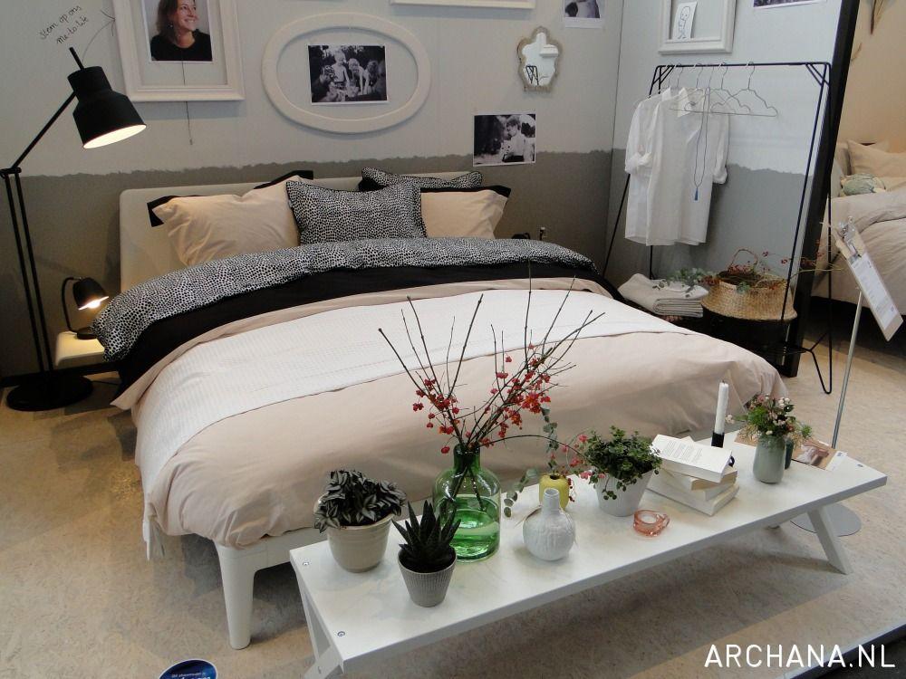 Slaapkamer inspiratie vt wonen&design beurs 2015 | Bedrooms, Storage ...