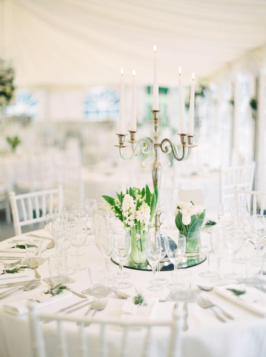 A Springtime French Chateau Wedding   Wedding tables, Wedding and ...