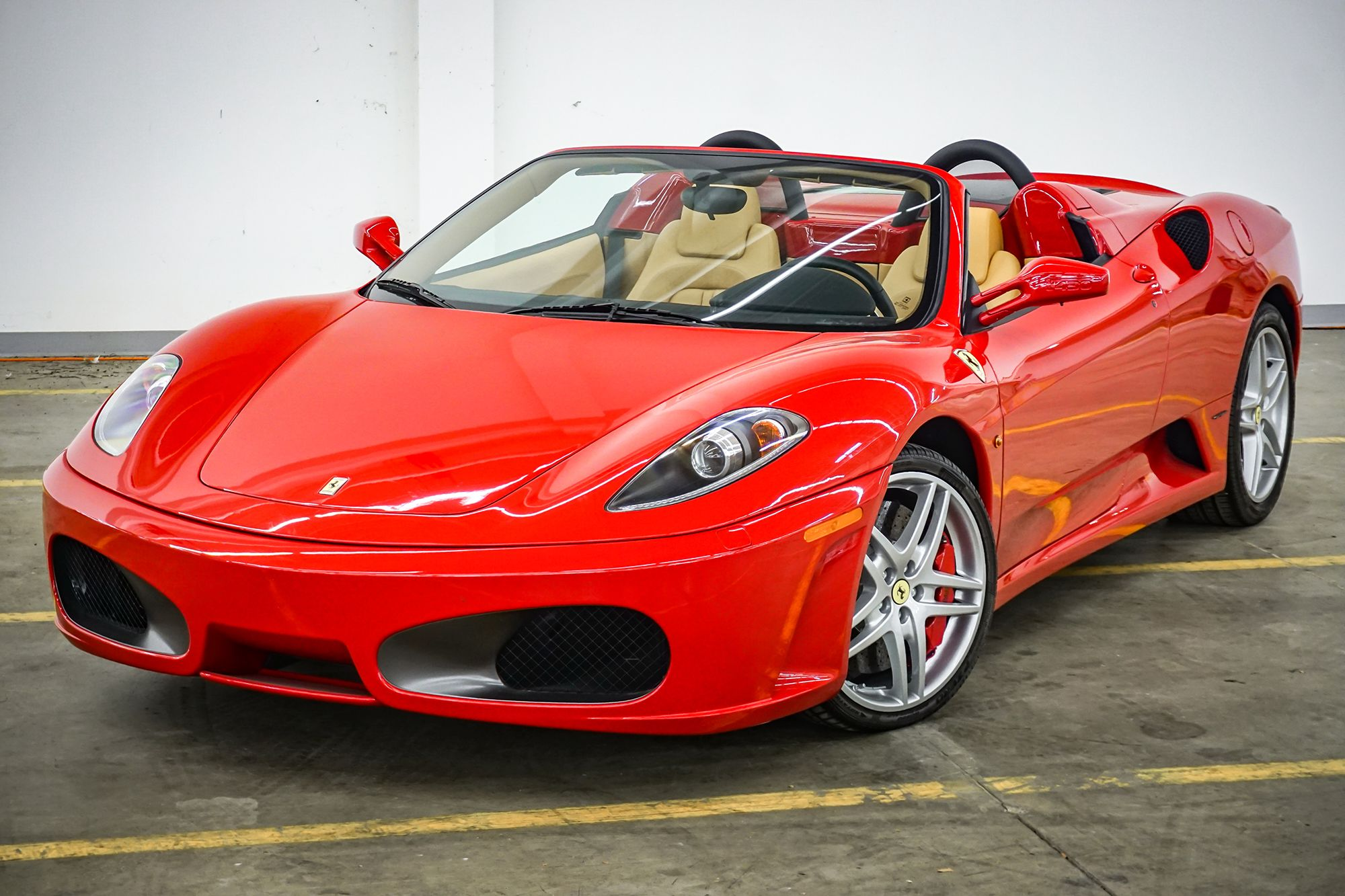 This 2005 Ferrari F430 Spider Was Purchased New By The Current