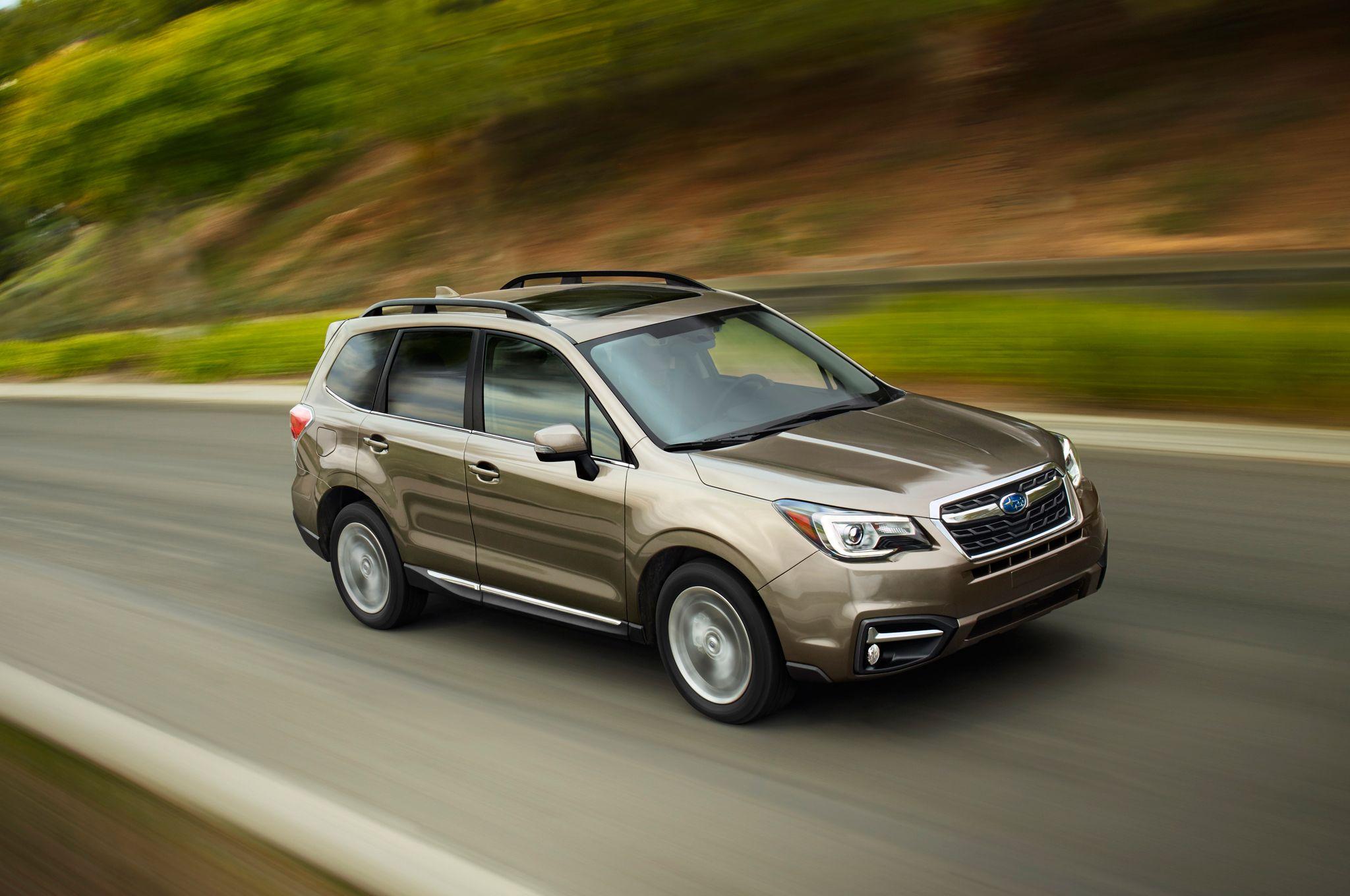 2017 Subaru Forester Priced From 23 470 Subaru Forester Subaru Crossover Suv