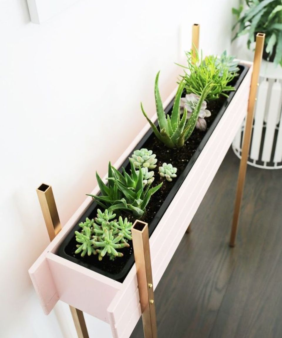 Cool Plant Stand Design Ideas Indoor Houseplant