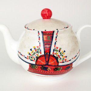 "Tea pot ""Oltenesc"""