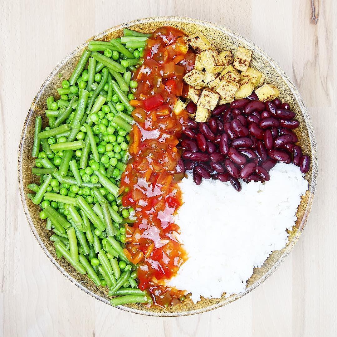 Protein Mahlzeit