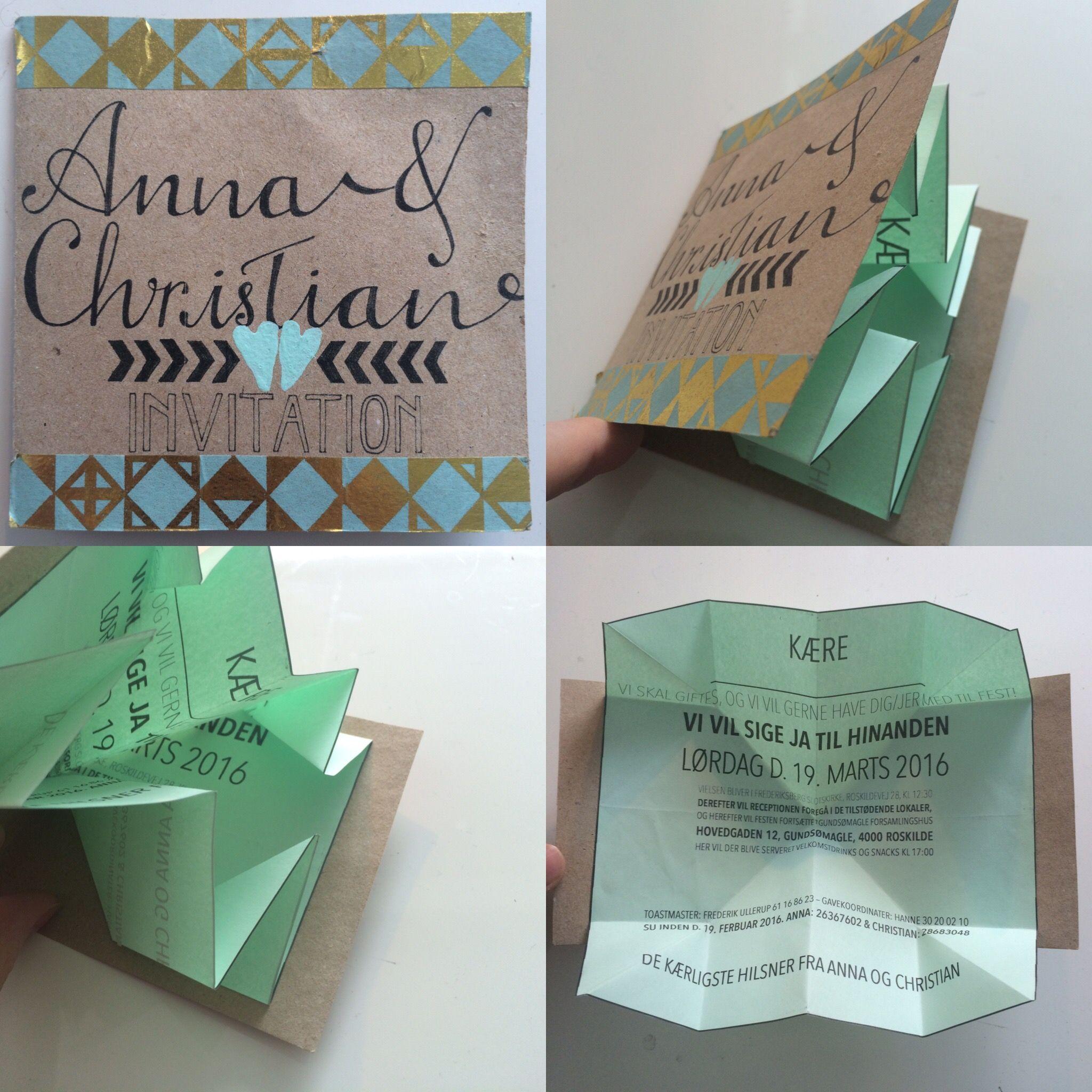 10++ Pop up wedding invitations ideas