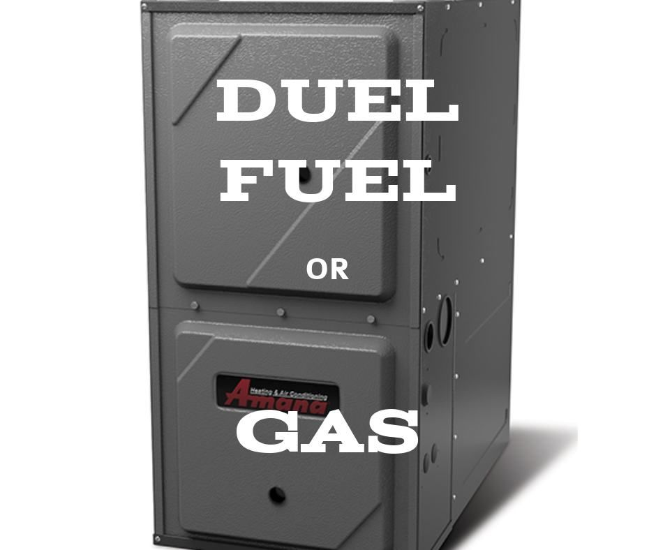 Is Dual Fuel Better Than Gas With Images Heating And Cooling