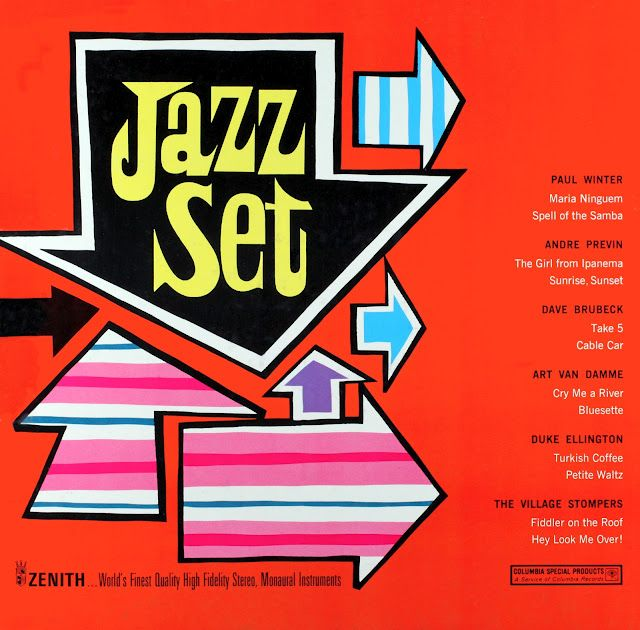 MID-CENTURIA : Art, Design and Decor from the Mid-Century and beyond: Mid-Century Album Covers III