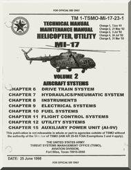Mil Mi-17 Helicopter Maintenance Manual TM 1-TSMO-Mi-17-23