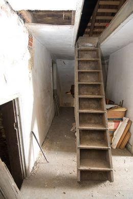 Loft Ladders For Dummies Stairs Amp Ladders For Tiny