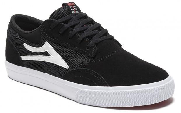 Lakai Shoes Griffin - Black Suede